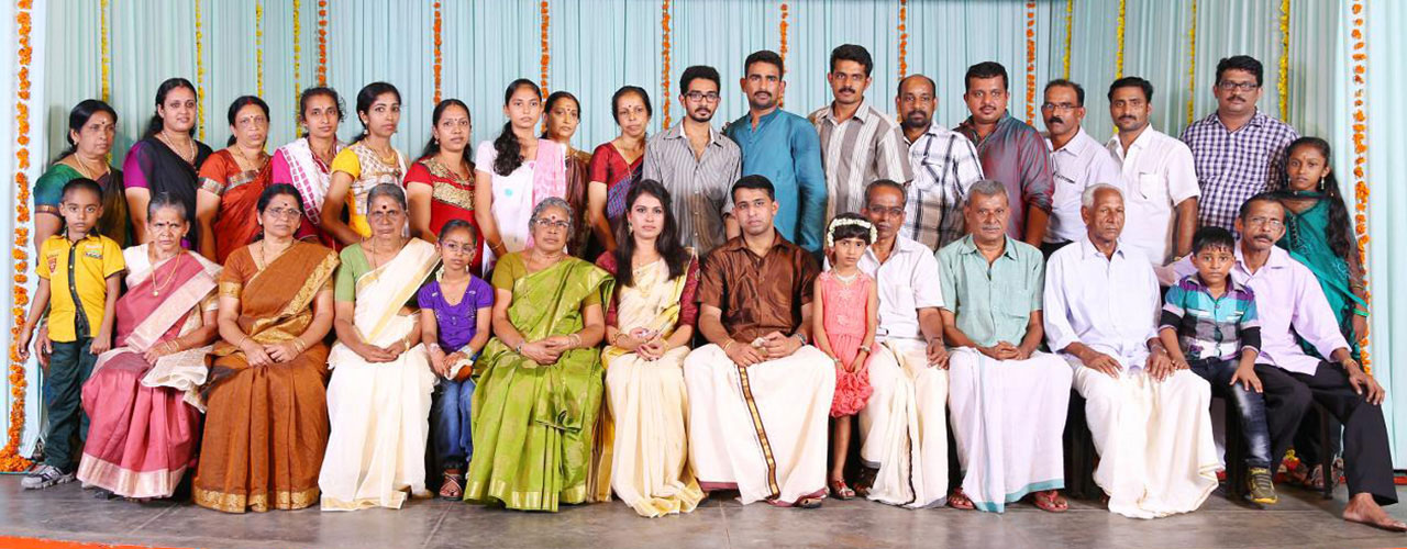 Kattokkara family for V muraleedharan family